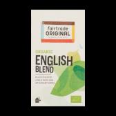 Fair Trade Original Organic English blend tea