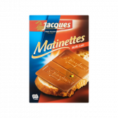 Jacques Milk chocolate matinettes