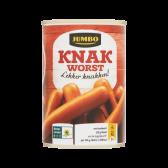 Jumbo Crack sausage