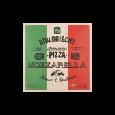 Jumbo Biologische steenoven pizza mozzarella tomaat & basilicum (alleen beschikbaar binnen Europa)