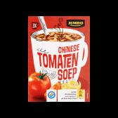 Jumbo Chinese tomato soup