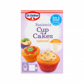 Dr. Oetker Cupcakes mix natural