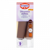 Dr. Oetker Decoration markers chocolate and caramel