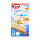 Dr. Oetker Cheese cake natural mix without bottom