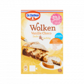 Dr. Oetker Clouds vanilla and chocolate