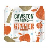Cawston Gember bier bruisend 4-pack