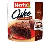Herta Chocolate cake dough