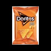 Doritos Nacho cheese tortilla chips klein