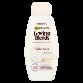 Garnier Mild oat shampoo loving blends