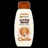 Garnier Coconut milk and macadamia shampoo loving blends