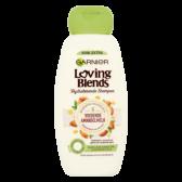 Garnier Almond milk nutrient shampoo loving blends