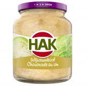 Hak Wine Sauerkraut choucroute vin