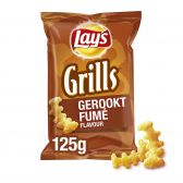 Lays Gerookte grills chips groot