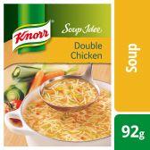 Knorr Double chicken soup soup idea