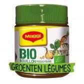 Maggi Organic vegetable stock