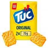 LU Tuc crackers original 2-pack