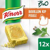 Knorr Biologische kippen bouillon