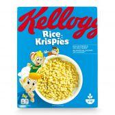 Kellogg's Gepofte en gegrilde rijstkorrels ontbijtgranen