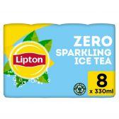 Lipton Ijsthee suikervrij 8-pack