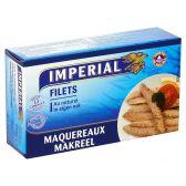 Imperial Makreel filets in eigen nat