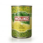 Greenyard Nolika extra fine green peas