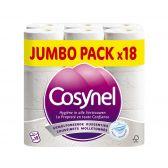 Cosynel Ecologisch wit toiletpapier jumbo pack
