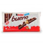 Ferrero Kinder koekjes kinder bueno melk-hazelnoten