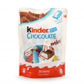Ferrero Kinder chocolade mini