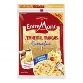 Entremont Emmental geraspte kaas groot