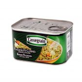 Cassegrain Extra fine prepared sugar peas