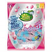 Lutti Mini bubblizz snoepjes
