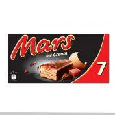 Mars Chocolate bars ice cream