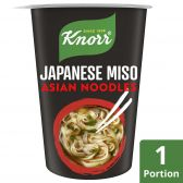 Knorr Asian miso snack