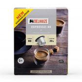 Delhaize Espresso 08 koffiecapsules groot