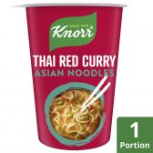 Knorr Asian Thai curry snack
