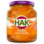 Hak Extra fine carrots