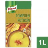 Knorr Pompoensoep met balletjes
