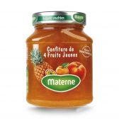 Materne Four fruits marmalade