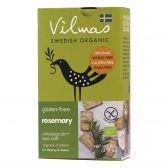 Vilmas Biologische rozemarijn crackers