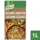 Knorr Grootmoeders geheime julienne soep met groenten en balletjes