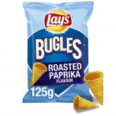 Lays Bugles roasted paprika chips