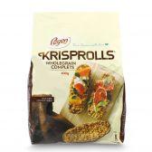 Krisprolls Zweedse volkoren broodjes