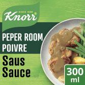 Knorr Liquid pepper cream sauce