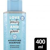 Love Beauty & Planet Oceaan bound marine alg en eucalyptus shampoo