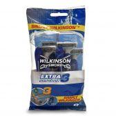 Wilkinson Sword Extra 3 essentials disposable razor blades