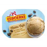 Ijsboerke Mocha ice cream (only available within the EU)