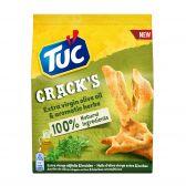 LU Tuc crackers olijven