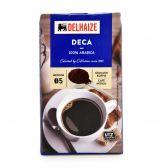Delhaize Cafeinevrije gemalen koffie klein
