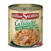 William Saurin Cassoulet 100% poultry