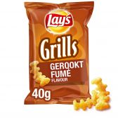 Lays Gerookte grills chips klein